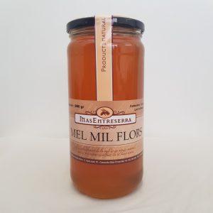Mel De Mil Flors 1KG